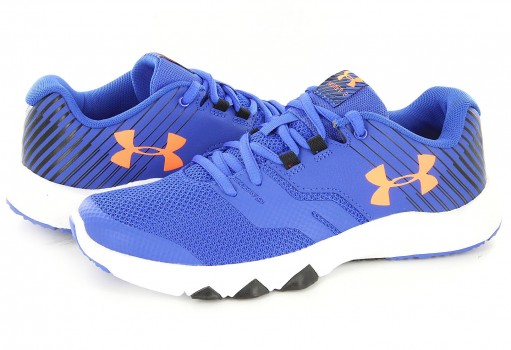 UNDER ARMOUR 1 296252 400 UBL/WVI/MMO BGS PRIMED 2  22.5-25