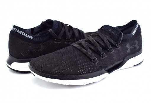 UNDER ARMOUR 3 000009 001 BLACK/STEEL COOLSWITCH REFRESH 26
