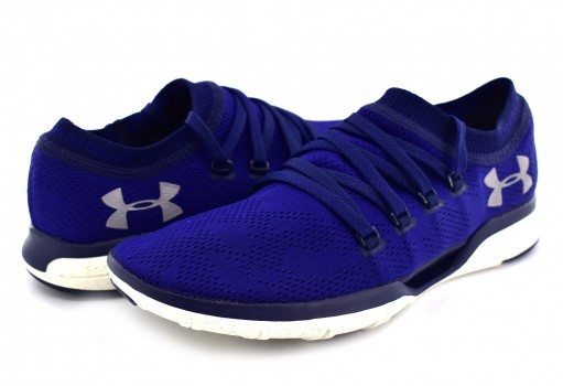 UNDER ARMOUR 3 000009 400 ACADEMY SCRIBE BLUE COOLSWITCH REFRESH 26