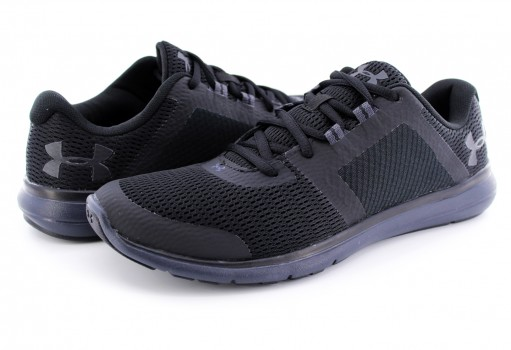 UNDER ARMOUR 3 019876 002 BLK FUSE FST  26-30