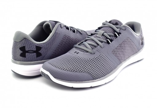 UNDER ARMOUR 3 019876 100 GRY FUSE FST  26-30