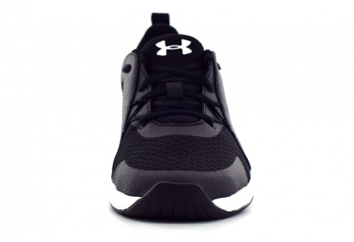 UNDER ARMOUR 3 020243 002 BLACK / BLACK / WHITE W TEMPO TRAINER  23-27