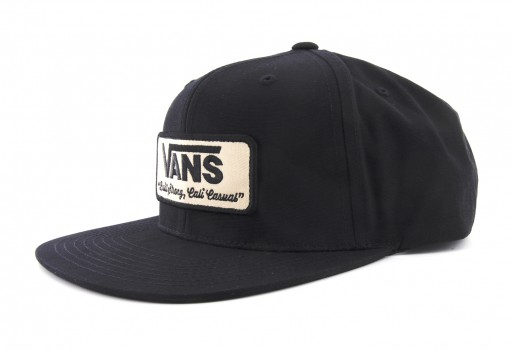 VANS 2T4S6C BLACK ROWLEY SNAPBACK UNICA ... af458d80f44