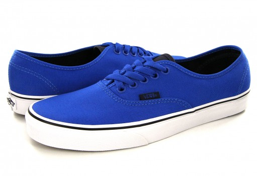 VANS 38EMMM 6 (CANVAS) IMPERIAL BLUE/PARISIAN NIGHT AUTHENTIC  21.5-31