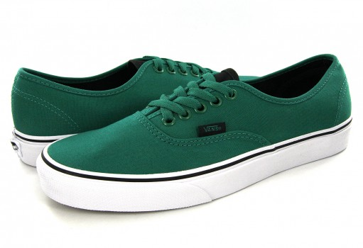 VANS 38EMMM 7 (CANVAS) ULTRAMARINE GREEN/PIRATE BLACK AUTHENTIC  21.5-31
