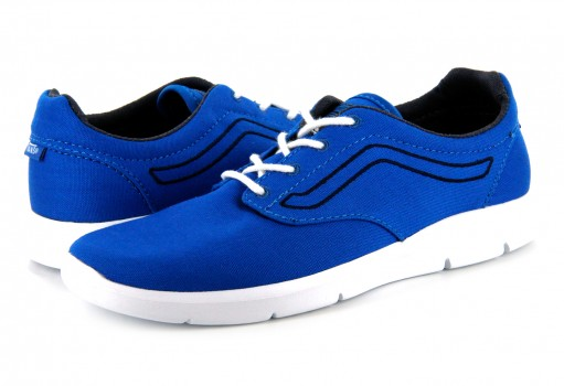 VANS 38HAMM 6 (CANVAS) IMPERIAL BLUE/PARISIAN NIGHT ISO 1.5  16-22