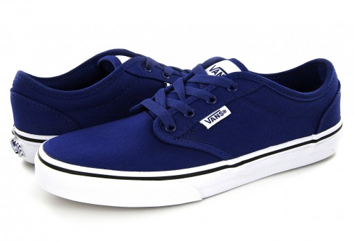 VANS 3Z9K6K (CANVAS) SODALITE BLUE/WH ATWOOD 16