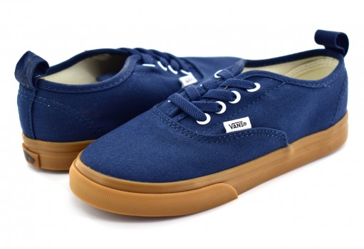 VANS 3 8E8Q6O REFLECTING POND/GUM AUTHENTIC ELASTIC 09