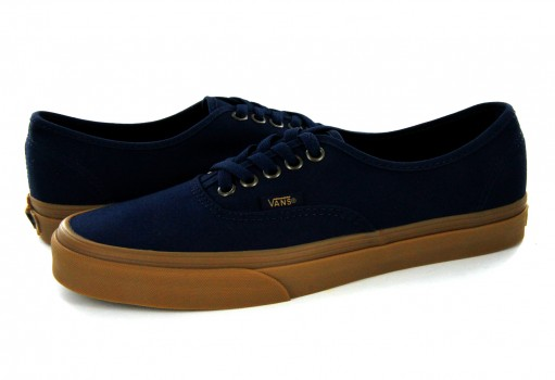 VANS 3 8EMONY (LIGHT GUM) DRESS BLUES AUTHENTIC  21.5-31