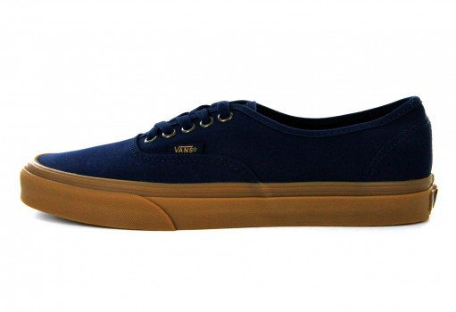 VANS 3 8EMONY (LIGHT GUM) DRESS BLUES AUTHENTIC 21.5