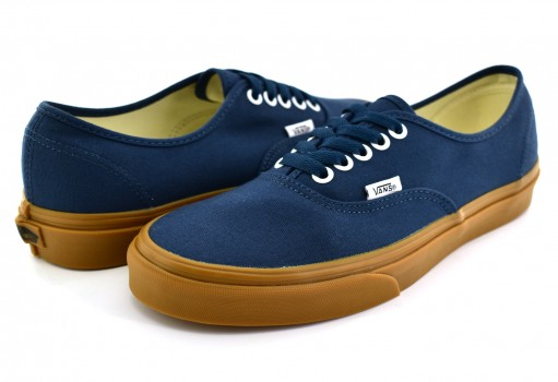 VANS 3 8EMQ6O REFLECTING POND/GUM AUTHENTIC  21.5-31