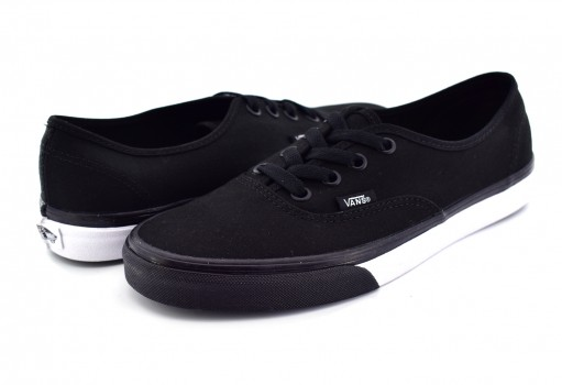 VANS 3 8EMQ9C (MONO BUMPER) BLACK/TRUE AUTHENTIC  21.5-31