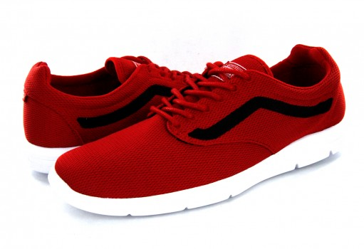 VANS 3 8FEORF (POP) RACING RED ISO 1.5  21.5-31