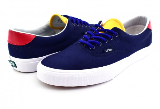 VANS 3 8FSQKH (VANS YACHT CLUB) DRESS BLUE ERA 59 25