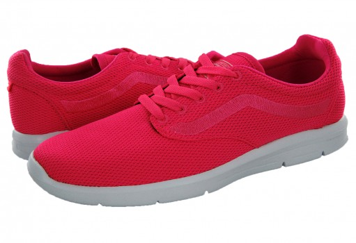 VANS A 2Z5SN6 X (MESH) KNOCKOUT PINK ISO 1.5  22.5-26.5