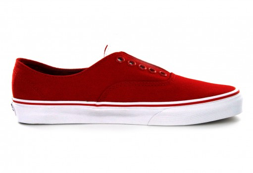 VANS A 38ETMT 2 RACING RED/TRUE WHITE AUTHENTIC GORE  22.5-26.5
