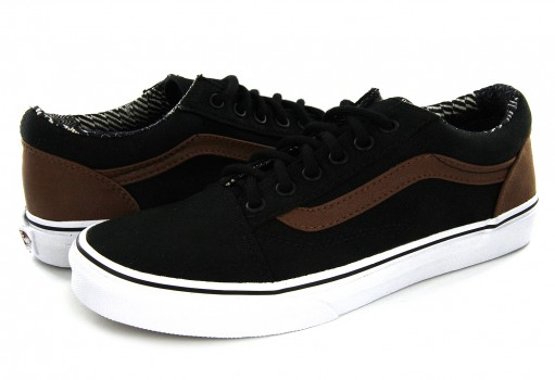 VANS A 38HBMM K BLACK/MATERIAL MIX OLD SKOOL 16