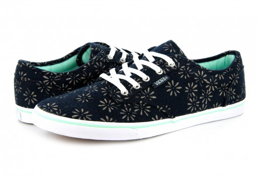 VANS A 38HMMY 8 NAVY/MINT ATWOOD LOW 22.5