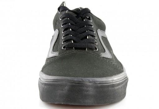 VANS D3HBKA BLACK/BLACK OLD SKOOL CLASSICS  21.5-26.5