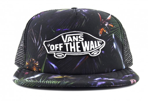 VANS O2VPI3 NEO JUNGLE CLASSIC PATCH TRUCKER  UNICA