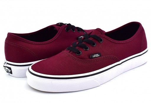 VANS QER5U8 PORT ROYALE/BLACK AUTHENTIC  25-31