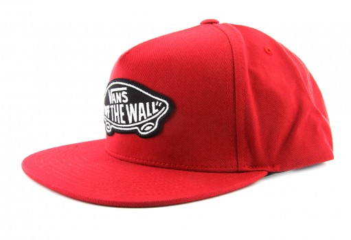 VANS TLS14A CHILI PEPPER CLASSIC PATCH TRUCKER  UNICA
