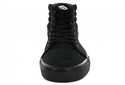 VANS TS9BJ4 BLACK/BLACK/BLACK SK8 HI  25-31