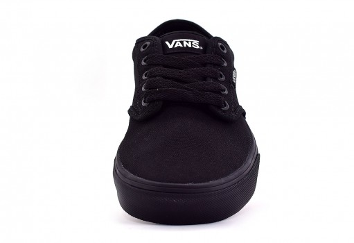 VANS TUY186 BLACK/BLACK ATWOOD  21.5-31