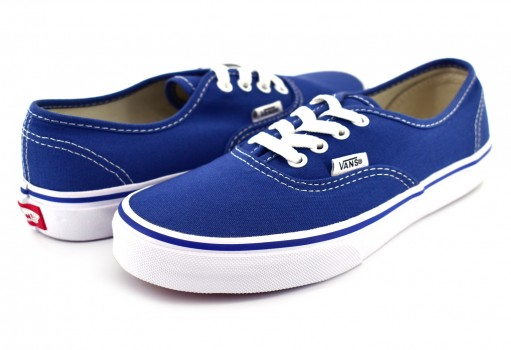 VANS WWXNWD NAVY/TRUE WHITE AUTHENTIC  16-22