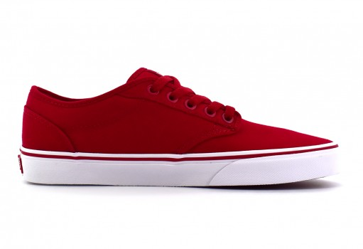 VANS XB05GH RED/WHITE ATWOOD  25-31