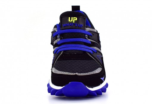 WHATS UP 170485 NEGRO PLOMO AZUL  18-22