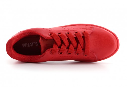 WHATS UP 174160 ROJO  15-17