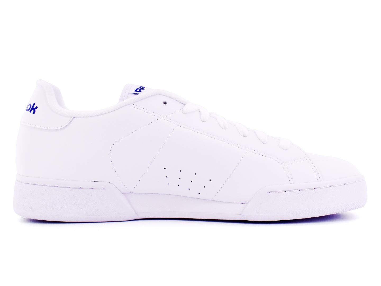 REEBOK V68715 SLAM-WHITE WHITE NPC II SYN 25-30 81d57702275b9