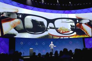 Facebook lanzará sus gafas inteligentes en 2021