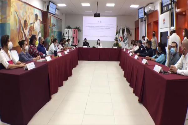 Instalan Comité de Incendios Forestales en Cancún