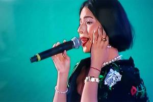 Ángela Aguilar no será sancionada por su entonación del Himn...