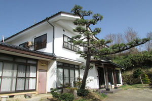 Japón remata casas por falta de población