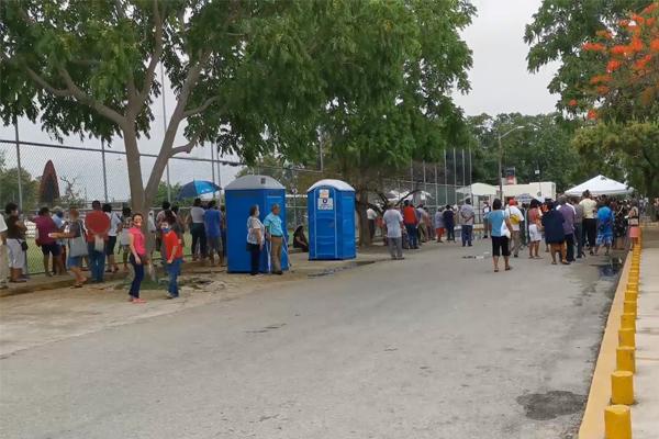 Mañana se aplicaran segundas dosis de Pfizer en Cancún