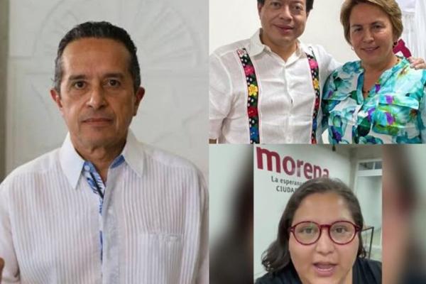 Dirigentes de Morena y Laura tendrán que abstenerse de hacer comentarios  contra Carlos Joaquín