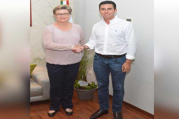 Jane García, nueva Directora de Turismo en Cancún