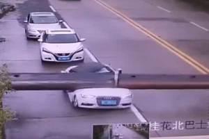 VIDEO IMPACTANTE: Engaña a la muerte y sale ileso ...