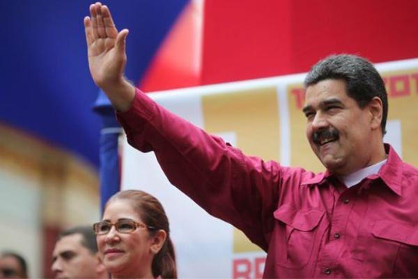 EEUU impone sanciones económicas a Venezuela