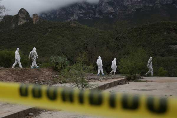 Hallan 3 mil restos óseos en Matamoros