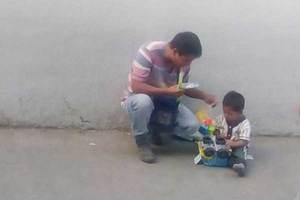 Soldado mexicano enternece a las redes sociales por esta acc...