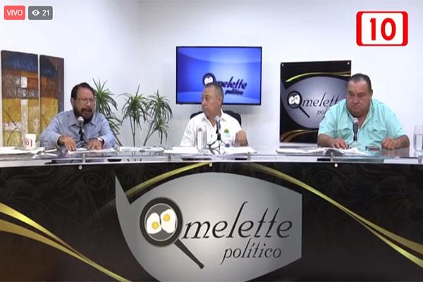 #EnVivo Omelette Político con Carlos Pérez Zafra