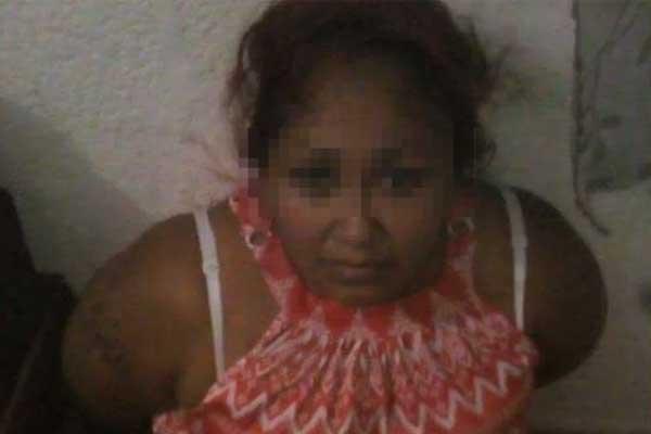 Filman decapitación de una líder de Los Zetas