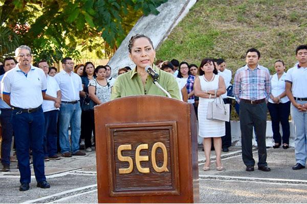 Ana Isabel Vásquez Jiménez, la nueva titular de la SEQ