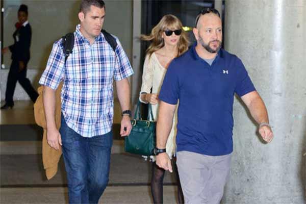 Acosador de Taylor Swift amenazó con matarla