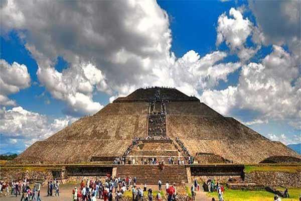 Teotihuacán, ciudad del sol y no de los dioses — INAH