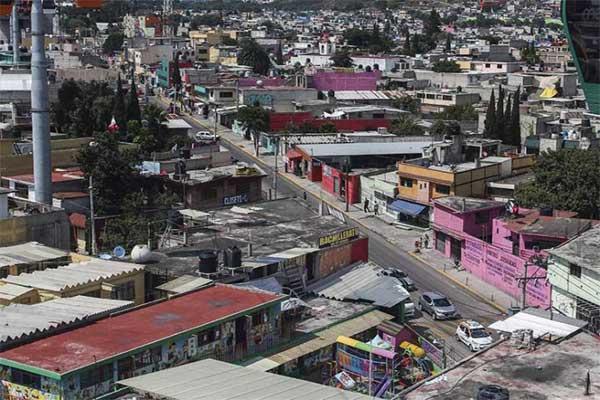 Hay mala calidad del aire en Ecatepec, Estado de México